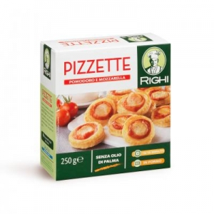 PIZZETTE SURGELATE
